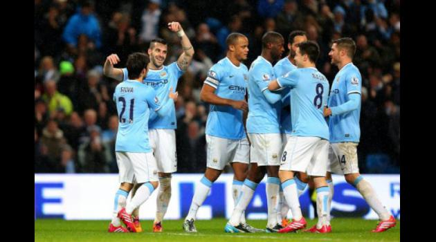 United's Nightmare is City's dreamland