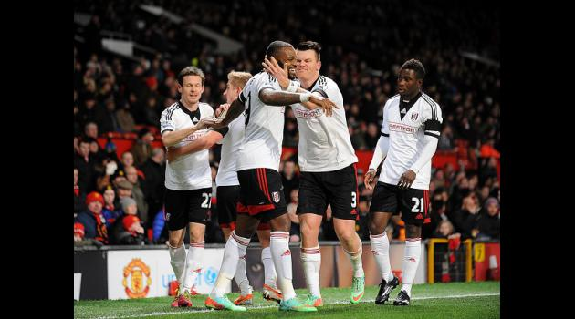 Late Bent goal holds United to draw
