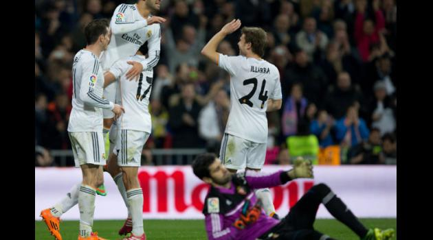 Madrid cruise past Osasuna into Cup quarters