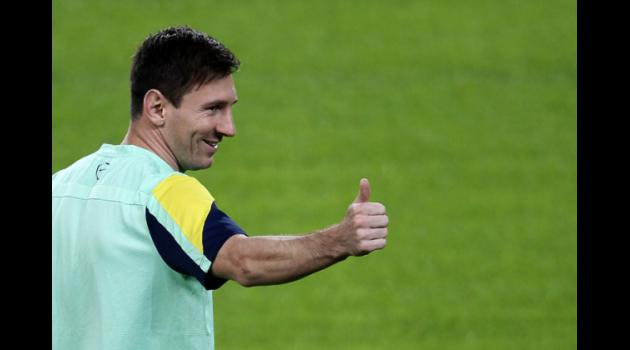 Martino determined not to rush Messi return