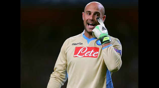 Reina keen on Barca move