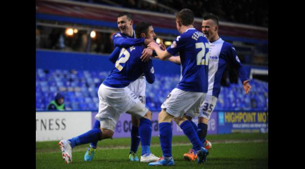 Birmingham --- Derby: Match Report