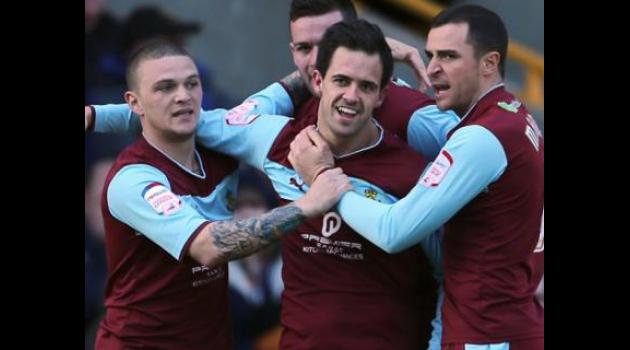 Burnley 3-0 Charlton: Match Report