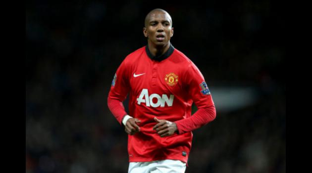 Manchester United's Ashley Young branded 'Pathetic'