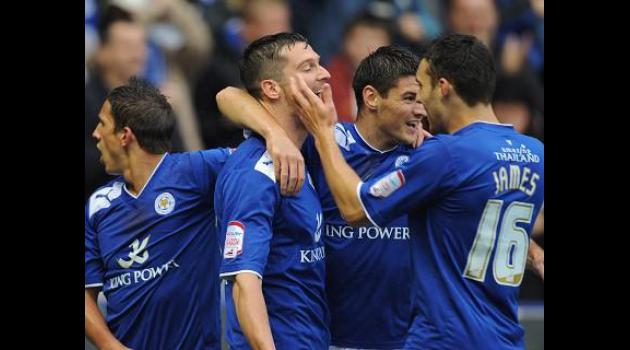 Leicester 1-0 Reading: Match Report
