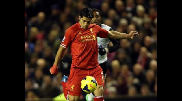 Manchester City on alert for Liverpool's Suarez