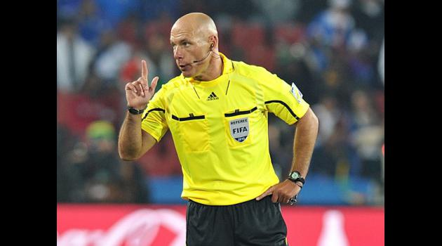 Referee Webb heading to World Cup