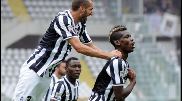 Asamoah helps Juve to 14-point lead on Roma