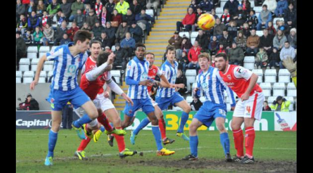 Hartlepool V Rochdale at Victoria Park : Match Preview