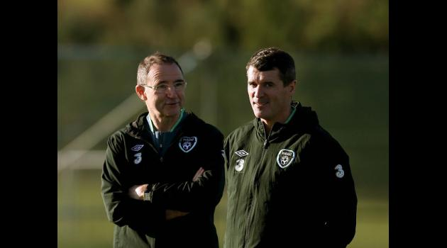 Keane availability shocks O'Neill