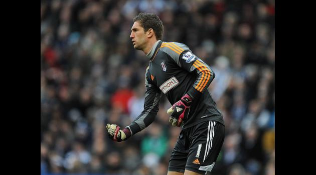Stekelenburg howler saves Baggies