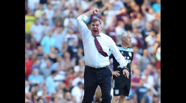 Players must fight for Hammers places - Allardyce