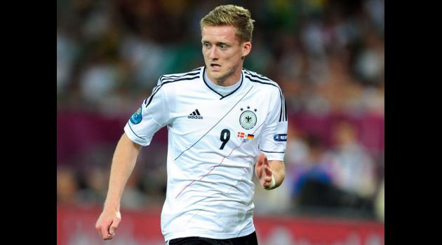 Rudi Voller confirms Andre Schurrle and Chelsea talks