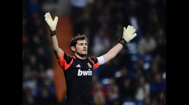 Arsenal Linked With Real Madrid Captain Iker Casillas