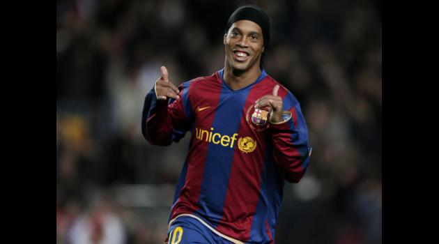 Why Ronaldinho was a greater player than Lionel Messi and Cristiano Ronaldo