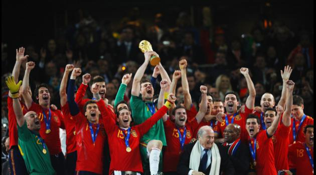 Unconvincing Spain prepare for title defence