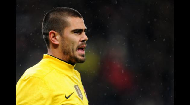 Arsenal target Victor Valdes is going nowhere