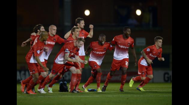Leyton Orient V Milton Keynes Dons at Matchroom Stadium : Match Preview