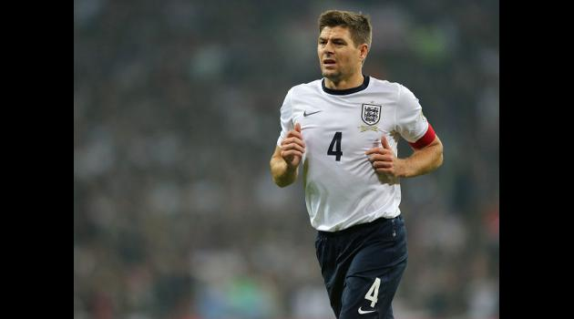 Drop the pressure, urges Gerrard
