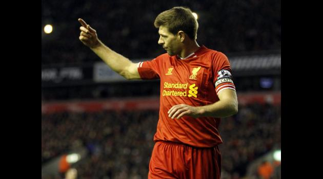 Johnson: We'll miss Gerrard