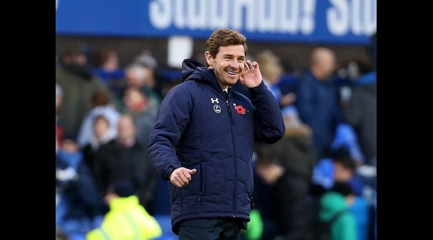 AVB unfazed by goal-shy Spurs