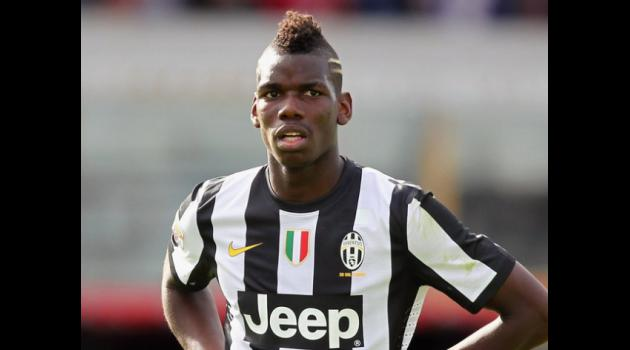 One for the future, Juventus midfielder Paul Pogba