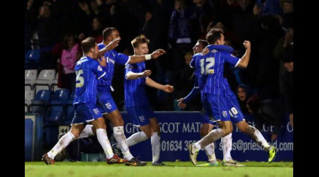 Gillingham --- Port Vale: Match Report