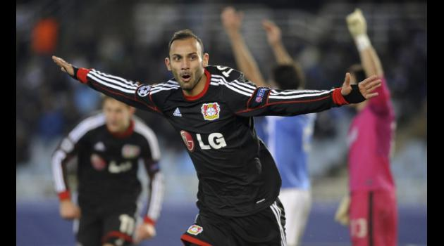 Leverkusen win in Spain, progress to last 16