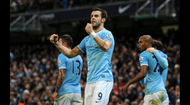 Man City 1-0 Crystal Palace: Match Report
