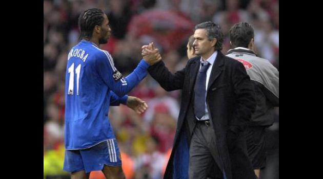 Mourinho eager for Drogba reunion