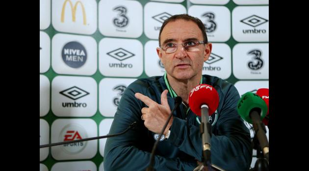 O'Neill wants fully focused Ireland