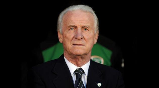 Trapattoni excited by England challenge