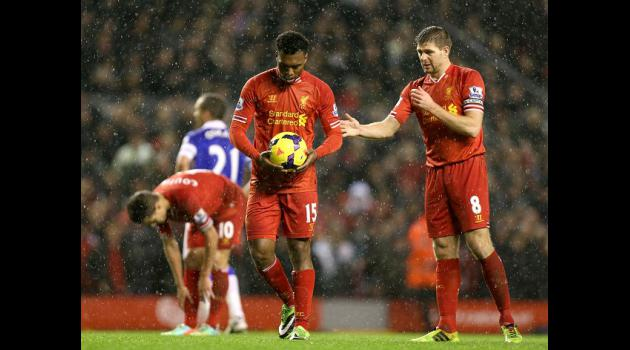 Gerrard tips Sturridge to shine