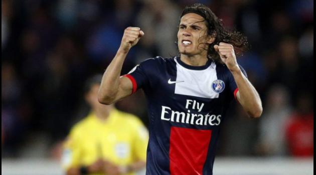 Cavani saves PSG, Monaco power past Montpellier