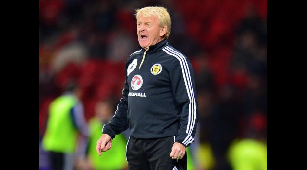 Strachan takes friendlies seriously