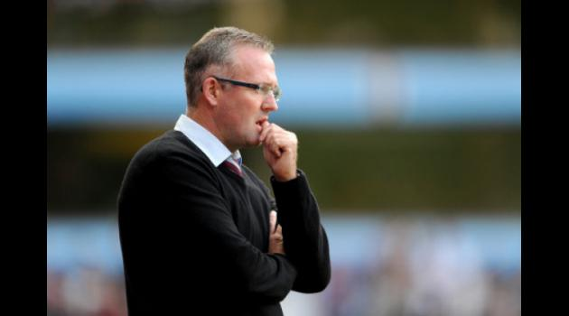 Uncompromising Lambert has saved Villa