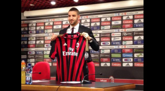 Milan unveil Taarabt, the Balotelli of Morocco
