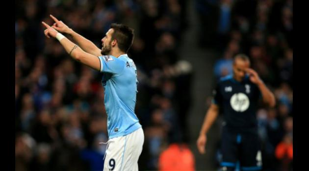 Man City 3-0 Swansea: Match Report