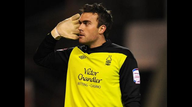 WBA sign Lee Camp as Foster cover