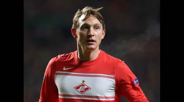Kallstrom poised to join Gunners