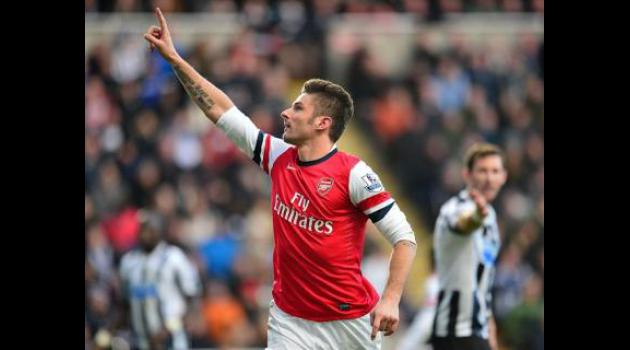 Giroud set to return as Arsenal eye top spot