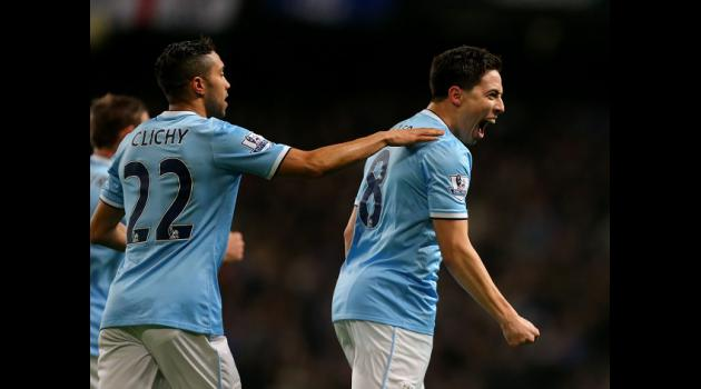 Nasri happy with 'revenge' mission