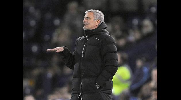 Liverpool have advantage - Mourinho
