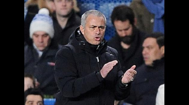 Mourinho not discarding any title rivals