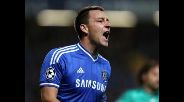 Terry calls for Chelsea to kick on