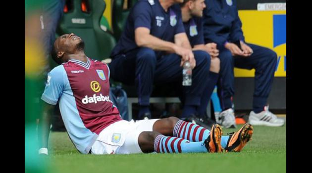Lambert upbeat on Benteke injury