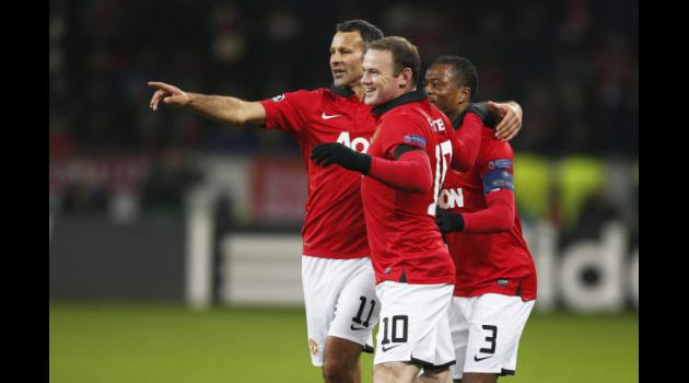 Bayer Leverkusen 0 Manchester United 5: Champions League Match Report