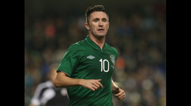 Keane missing for Serbia friendly