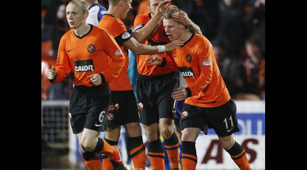 Ross County 1-2 Dundee Utd: Report