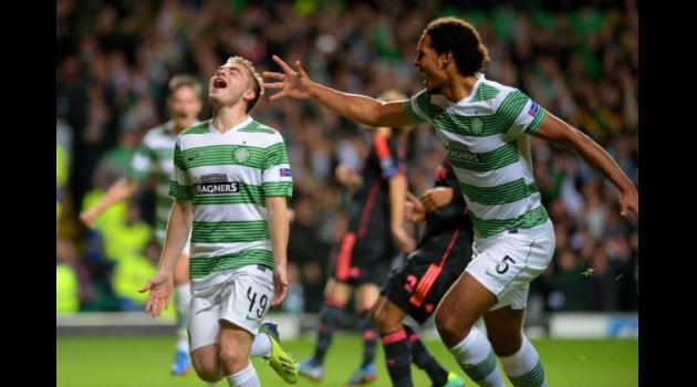 Celtic looking to complete double over Ajax